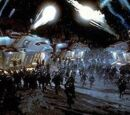 Engagements in Starship Troopers (film)