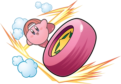 Wheel - Kirby Wiki - The Kirby Encyclopedia  Wheel - Kirby W...