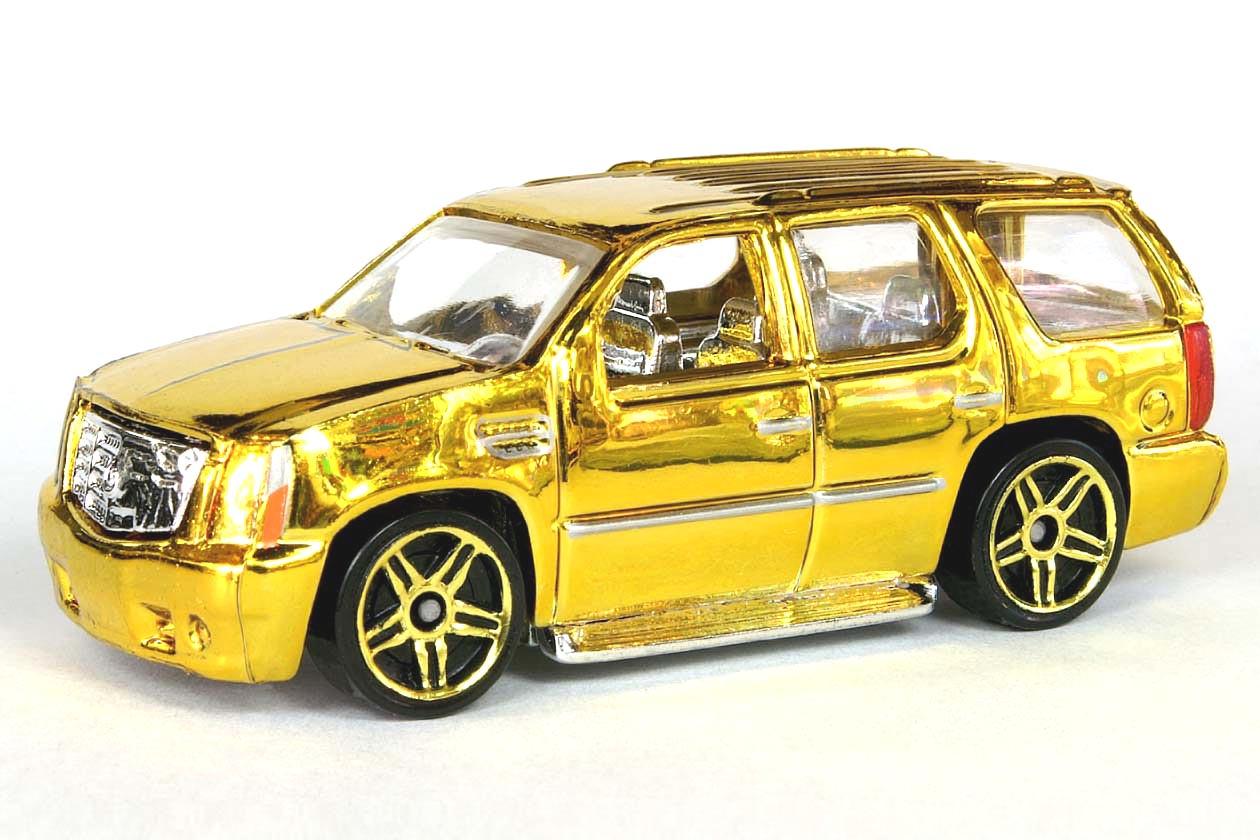 07 Cadillac Escalade Hot Wheels Wiki