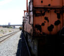 Train hopping in the United States