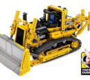 B8275 Motorized Bulldozer