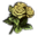 Flowers Yellow Rose.png