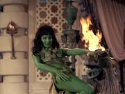 Vina as an Orion slave girl
