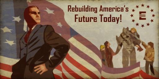 Enclave Poster Fallout 3 Propaganda