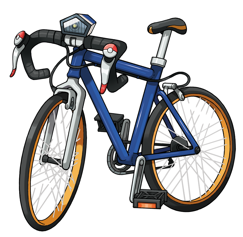 how to get a bike in pokemon fire red