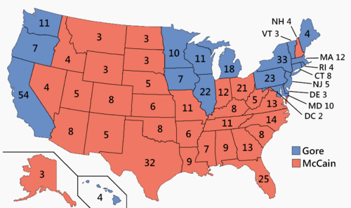 a review of 2000 presidential elections in united states The presidential election that took place on november 7, 2000, was so close that no one knew for more than a month who had won the election of 2000: texas governor george w bush (r), or vice president al gore (d.
