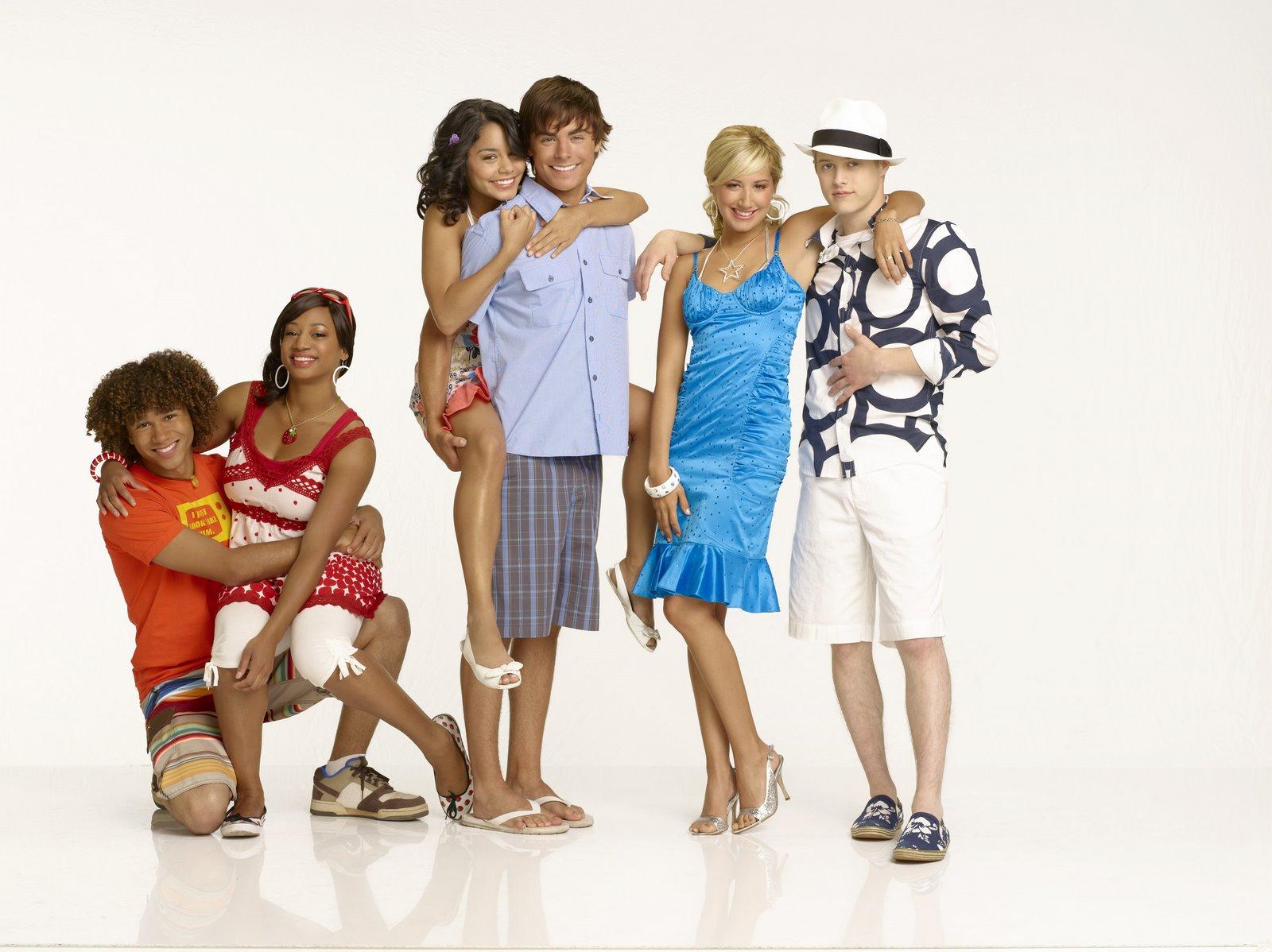 High School Musical 2 - High School Musical Wiki - Disney ...