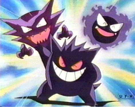 Investigación de Campo Pokémon con el Profesor Leps~ EP023_Equipo_fantasma