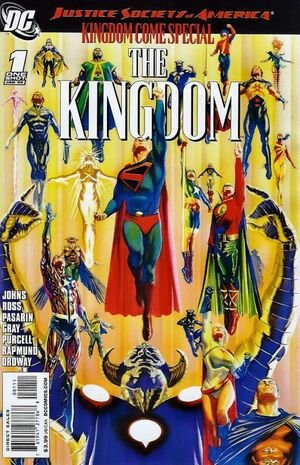 Cover for Kingdom Come Special #1 (2009)