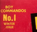 Boy Commandos Vol 1 1
