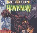 Hawkman Storylines