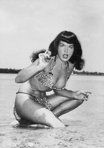 Betty Page Photos: Shop Hop @ Kelly Seed & Hardware
