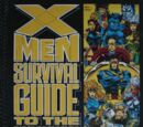X-Men: Survival Guide to the Mansion Vol 1 1