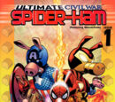 Ultimate Civil War: Spider-Ham Vol 1 1