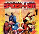 Ultimate Civil War: Spider-Ham Vol 1 1