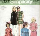 Simplicity 5337