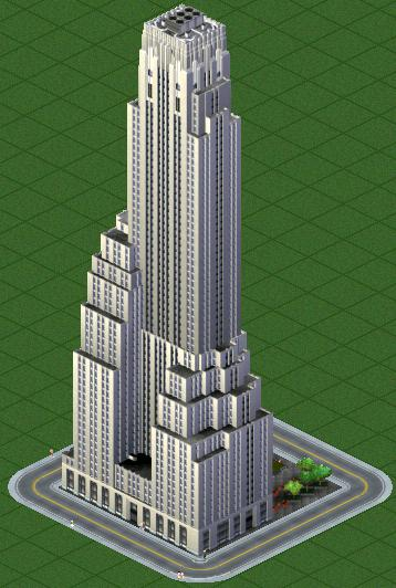 how to get skyscrapers in simcity