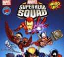 Super Hero Squad: Hero Up! Vol 1 1