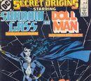 Doll Man Origins