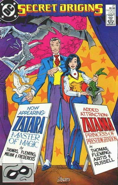 Happy Belated 75th Anniversary to Zatara the Magician Secret_Origins_Vol_2_27