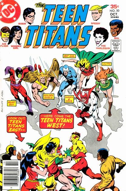 Teen Titans gehen vol