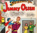 Superman's Pal, Jimmy Olsen Vol 1 101