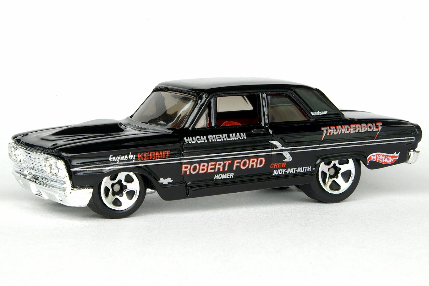 Ford Thunderbolt on 1964 ford falcon