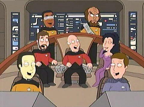 Star Trek Family Guy Wiki