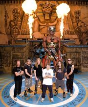 Iron Maiden - 2009 Tour