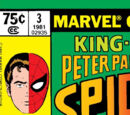 Peter Parker, The Spectacular Spider-Man Annual Vol 1 3