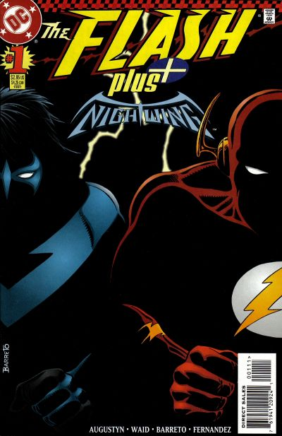 [TEMPORADA 1] CLASH OF SUPERHEROES - Parte 2 - FINAL - Página 12 Flash_Plus_Nightwing_1