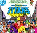 New Teen Titans Drug Awareness Special (Keebler)