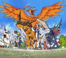 Champion-Digimon
