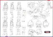 Yusei Fudo linework