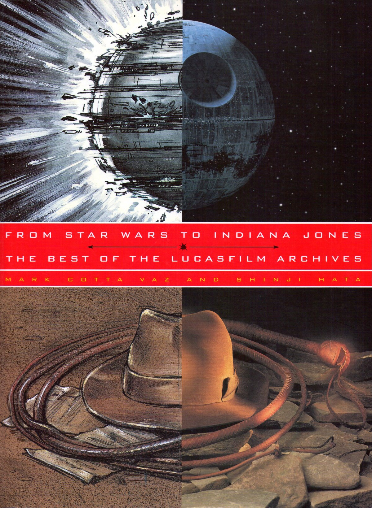 from star wars to indiana jones - the best of the lucasfilm archives