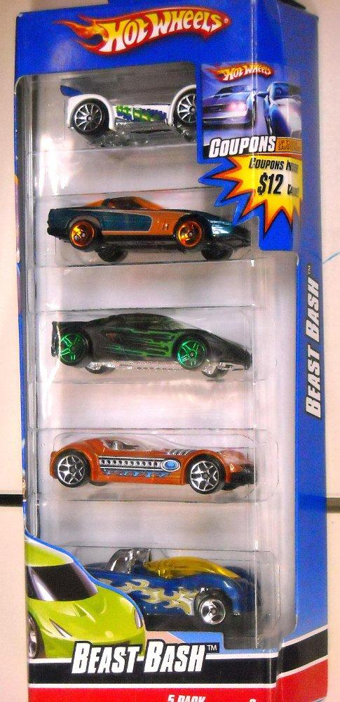 Beast bash 5 pack hot wheels wiki