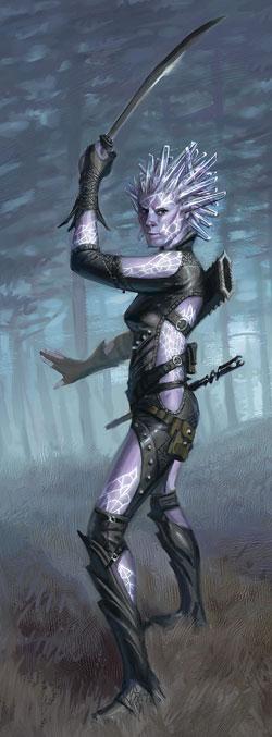 SwordmageFRPGEladrin Female Swordmage