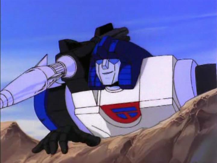 Mirage  G1 Serie Transformers G1 Mirage