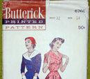 Butterick 6768