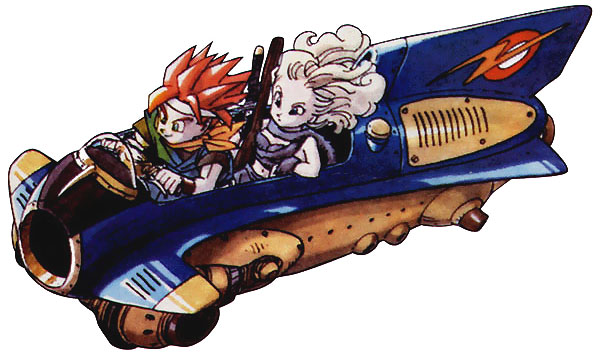 - Chronopedia - Chrono Trigger, Chrono ...