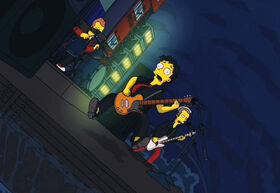 Green-day-simpsons