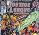 Justice League America Vol 1 0