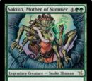 Sakiko, Mother of Summer