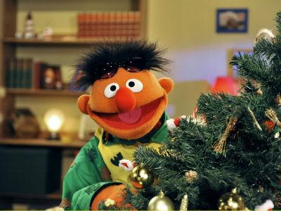 weihnachten mit ernie bert muppet wiki. Black Bedroom Furniture Sets. Home Design Ideas