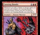 Cunning Bandit // Azamuki, Treachery Incarnate