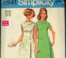 Simplicity 8541