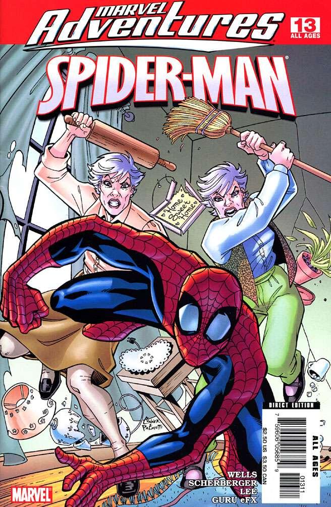 Marvel adventures spider man vol 1 13 marvel database wikia - Marvel spiderman comics pdf ...
