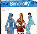 Simplicity 7194