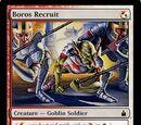 Boros Recruit