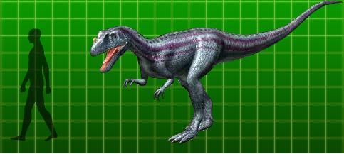 Ceratosaurus Dinosaur King